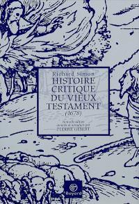 Histoire critique du Vieux Testament (1678)