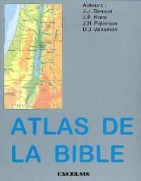 Atlas de la Bible