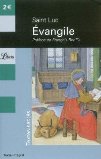 Evangile, saint Luc