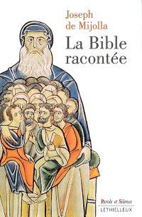 La Bible racontée