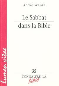 Le Sabbat dans la Bible