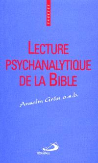 Lecture psychanalytique de la Bible