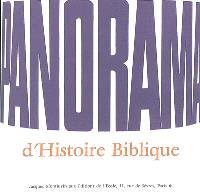 Panorama d'histoire biblique