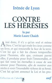 Contre les hérésies : Adversus haereses