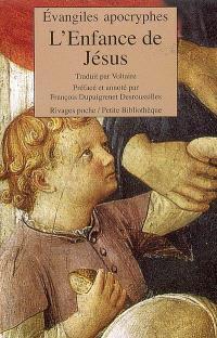 L'enfance de Jésus : Evangiles apocryphes