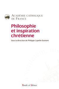 Philosophie et inspiration chrétienne