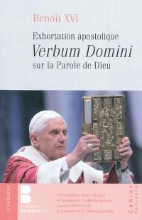 Exhortation apostolique Verbum Domini : sur la parole de Dieu