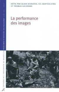 La performance des images