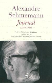 Journal : 1973-1983