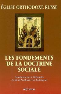 Les fondements de la doctrine sociale