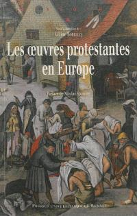 Les oeuvres protestantes en Europe