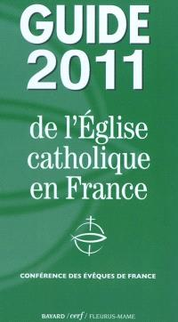 Guide 2011 de l'Eglise catholique en France