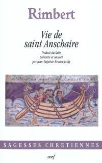 Vie de saint Anschaire
