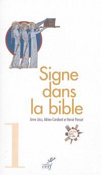 Signe dans la Bible. Volume 1, Le guide de lecture de retraite dans la ville