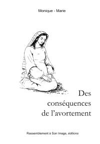 Des conséquences de l'avortement