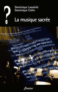 La musique sacrée