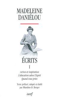 Ecrits. Volume 1