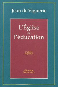 L'Eglise et l'éducation