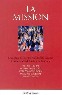 La mission : conférences de Notre-Dame de Fourvière