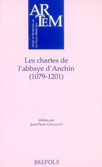 Les chartes de l'abbaye d'Anchin : 1079-1201