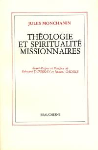 Théologie et spiritualité missionnaires