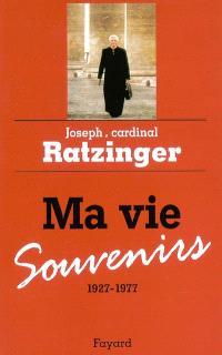 Ma vie : souvenirs, 1927-1977
