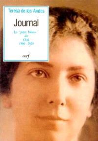 Journal : la petite Thérèse du Chili