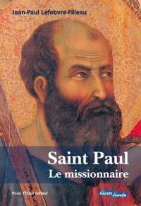 Saint Paul le missionnaire