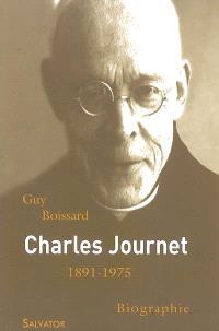 Charles Journet (1891-1975) : biographie