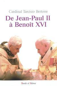 De Jean-Paul II à Benoît XVI