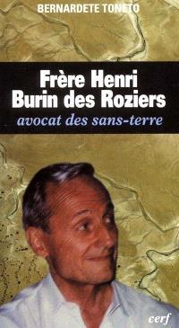 Frère Henri Burin des Roziers : avocat des sans-terre