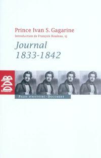 Journal, 1834-1842