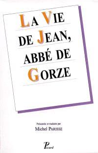 La vie de Jean, abbé de Gorze