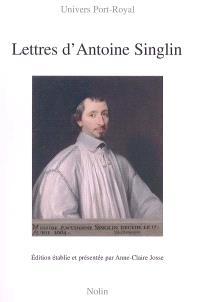 Lettres d'Antoine Singlin
