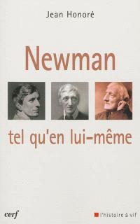 Newman tel qu'en lui-même