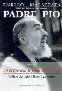 Padre Pio : un prêtre sous le poids de la Croix
