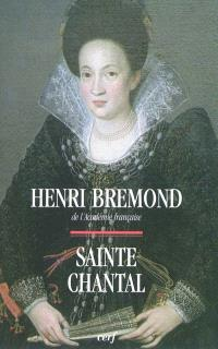 Sainte Chantal (1572-1641)