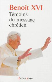 Témoins du message chrétien