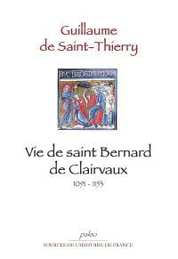 Vie de saint Bernard