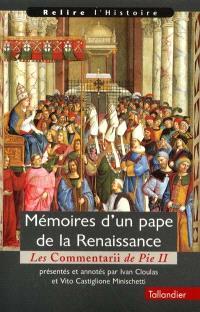 Mémoires d'un pape de la Renaissance