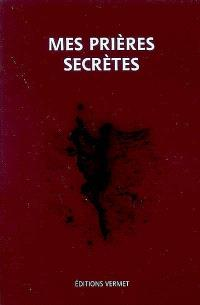 Mes prières secrètes