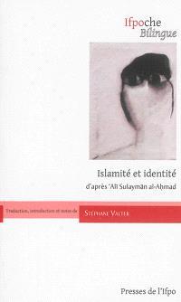 Islamité et identité : la réplique de Ali Sulayman al-Ahmad aux investigations d'un journaliste syrien sur l'histoire de la communauté alaouite