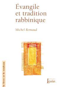 Evangile et tradition rabbinique