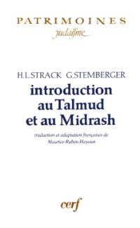 Introduction au Talmud et au Midrash