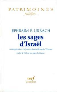 Les sages d'Israël : conceptions et croyances des maîtres du Talmud