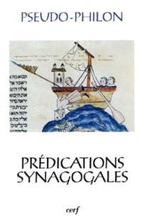 Prédications synagogales