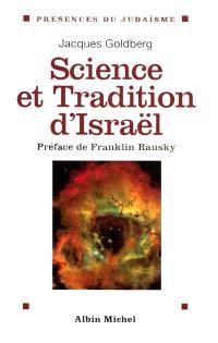Science et tradition d'Israël : rencontre aux origines