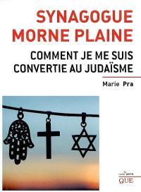 Synagogue morne plaine : comment je me suis convertie au judaïsme