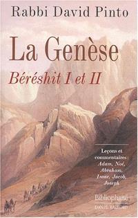 La Genèse, Béréshit