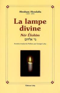 La lampe divine : Nér Elohim